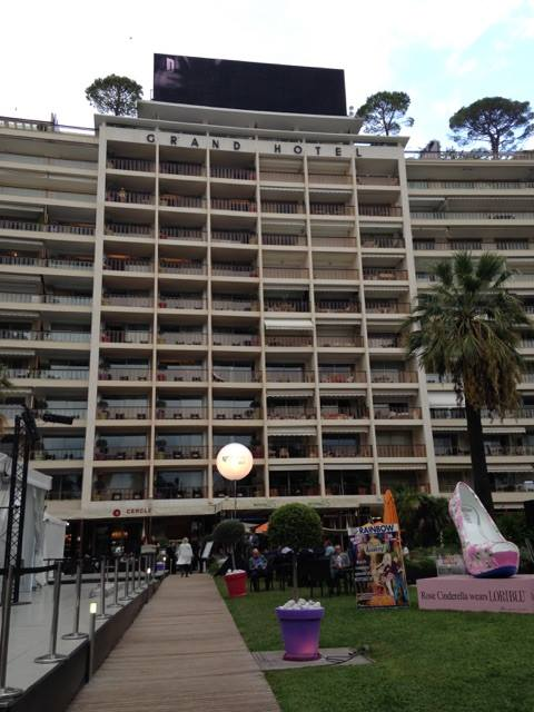 Adhérent LE PARK 45 - LE GRAND HOTEL DE CANNES - photo #1507