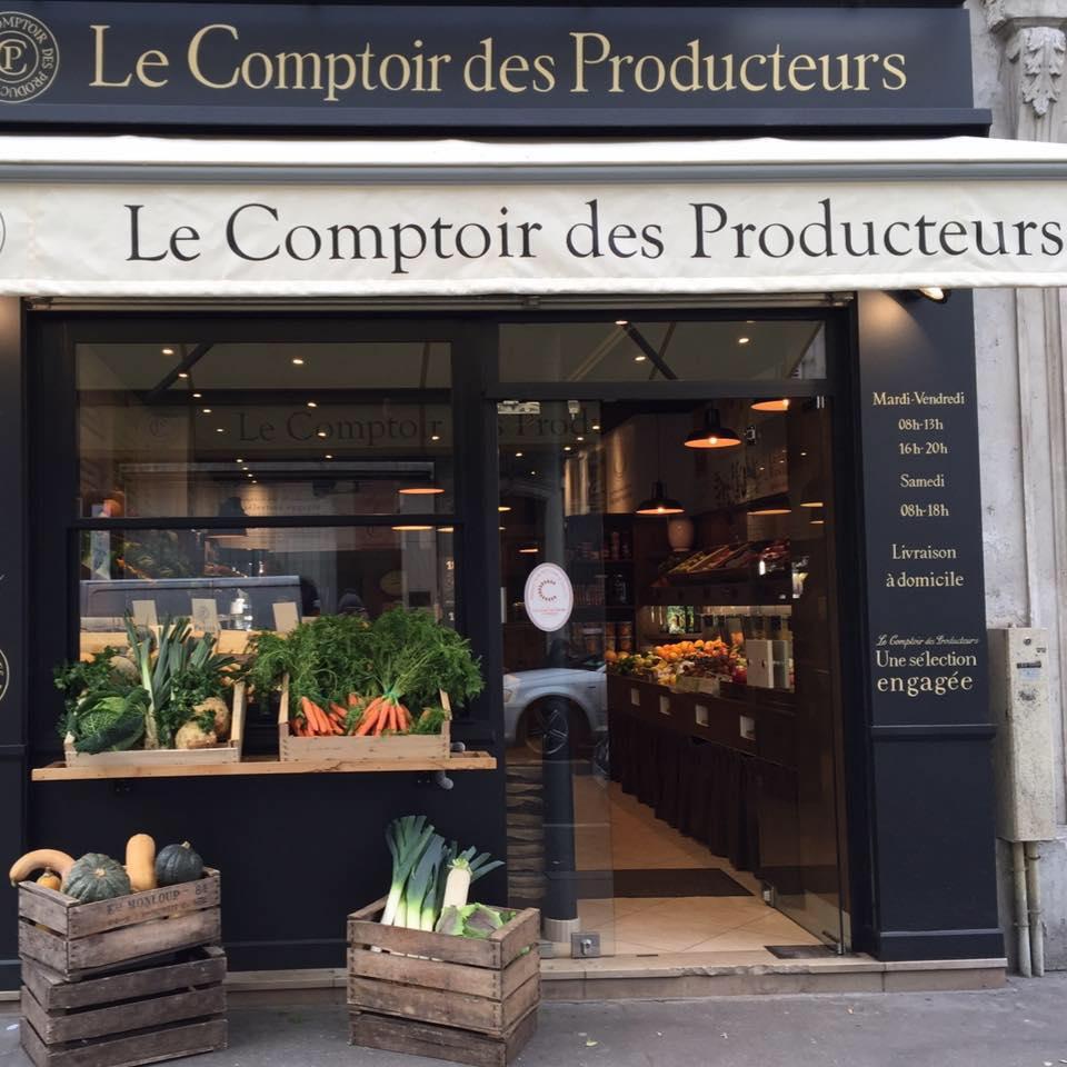 Adhérent LE COMPTOIR DES PRODUCTEURS - photo #1721