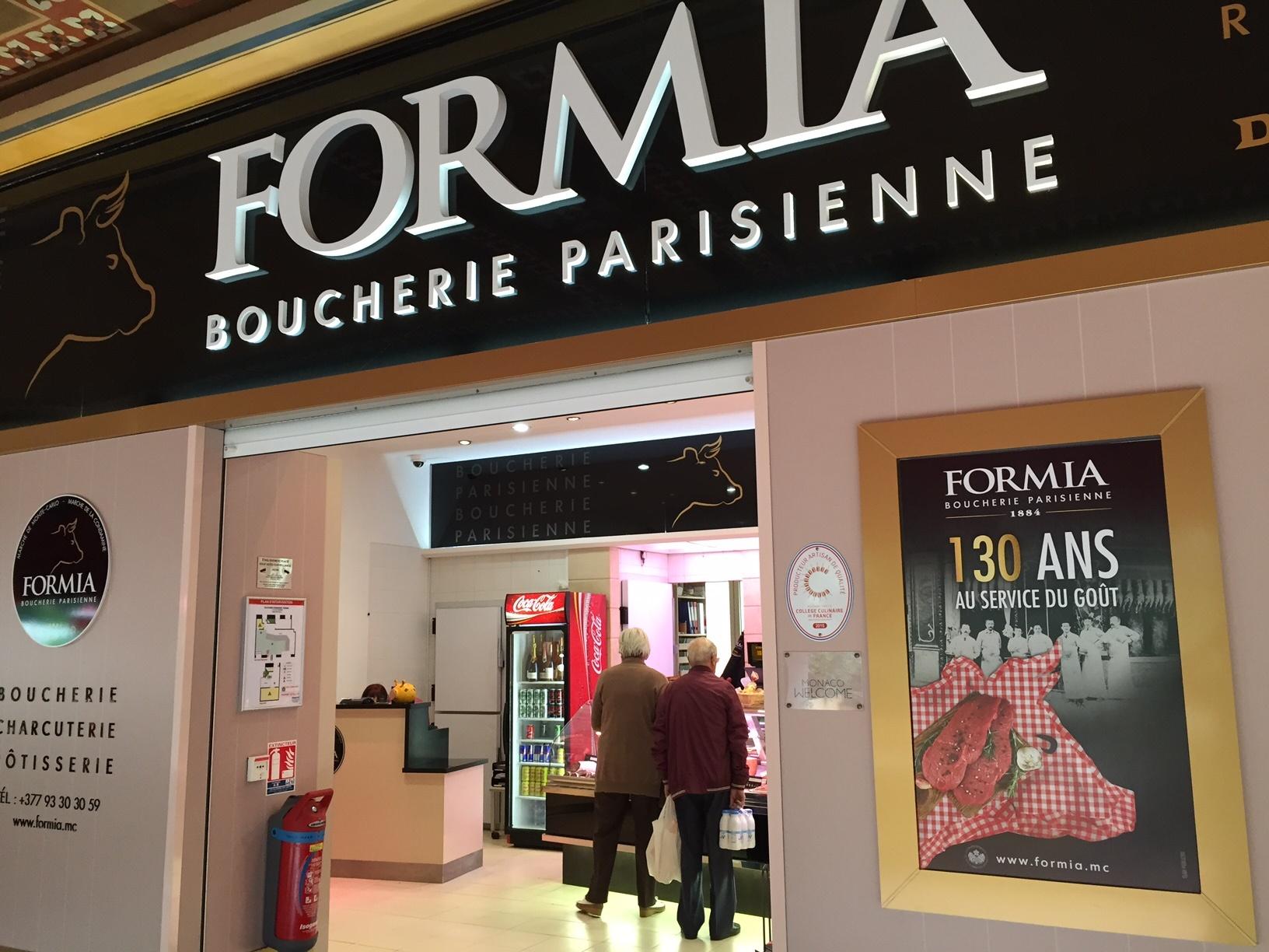 Adhérent BOUCHERIE PARISIENNE FORMIA - photo #3023