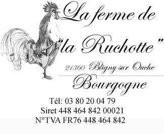 Adhérent FERME DE LA RUCHOTTE - photo #5670
