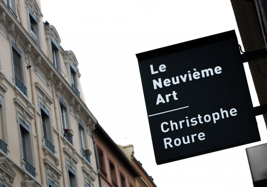 Adhérent LE NEUVIEME ART - photo #171