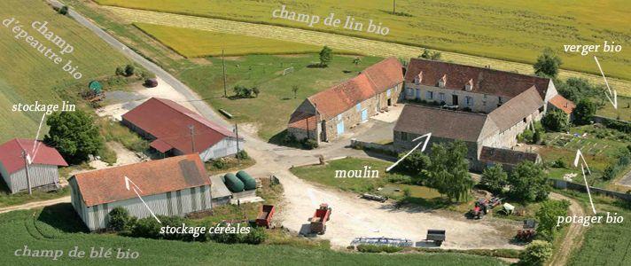 Adhérent MOULIN DE CHANTEMERLE - photo #4915
