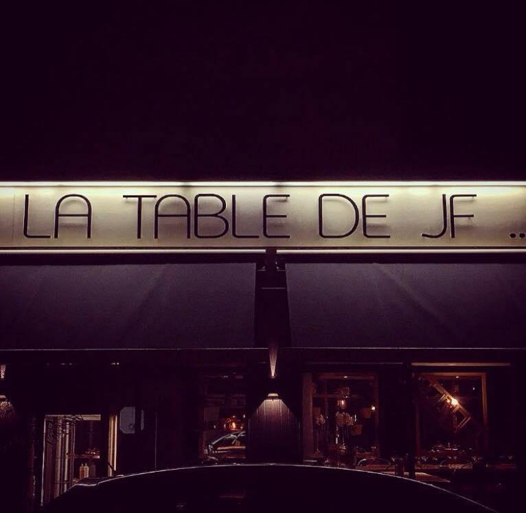 Adhérent LA TABLE DE JF - photo #4694