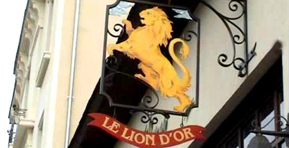 Adhérent LE LION D'OR - photo #5020