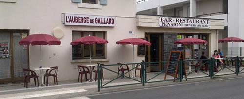 Adhérent L'AUBERGE DE GAILLARD - photo #265