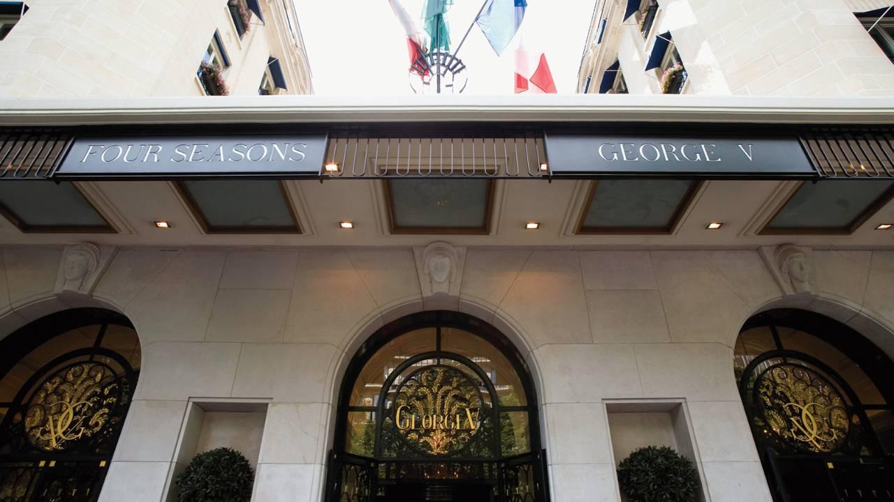 Adhérent RESTAURANT LE CINQ - FOUR SEASONS HOTEL GEORGE V PARIS - photo #343