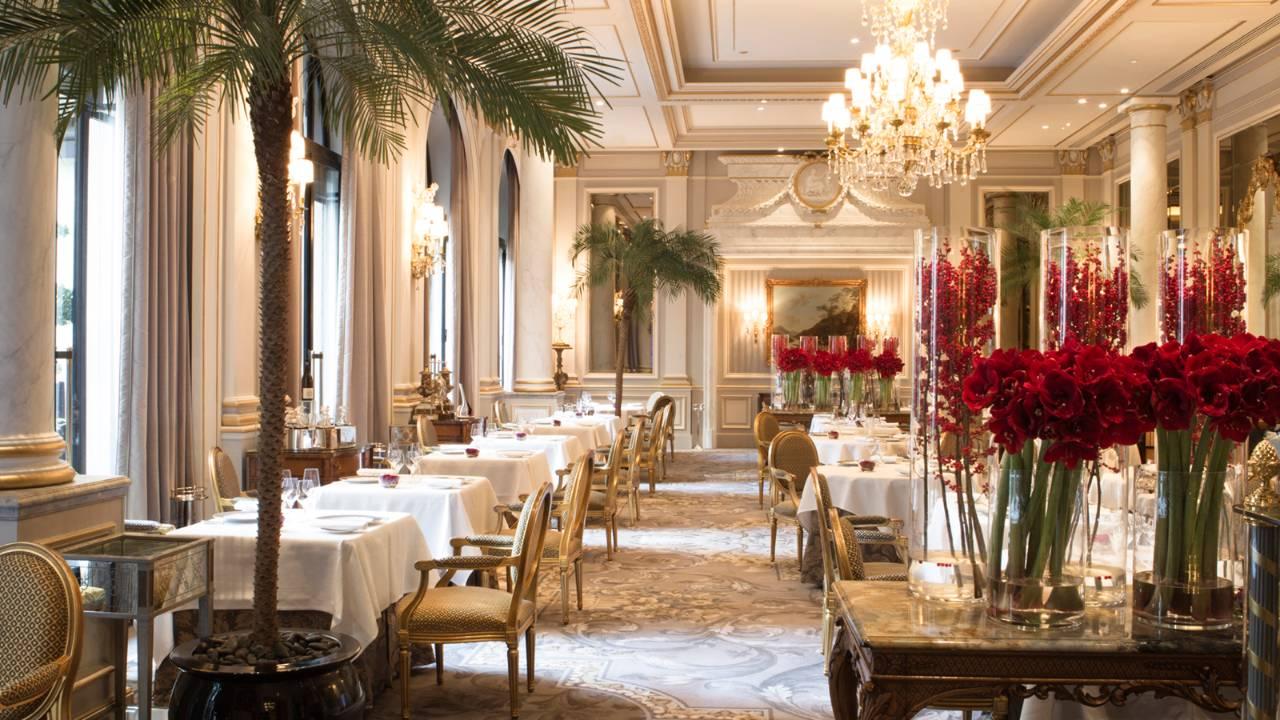 Adhérent RESTAURANT LE CINQ - FOUR SEASONS HOTEL GEORGE V PARIS - photo #344