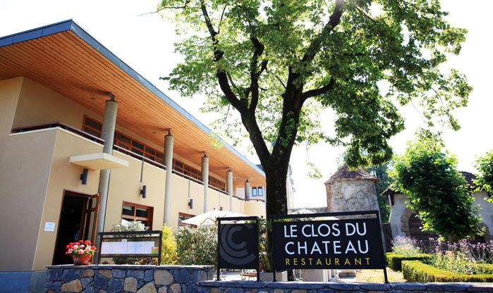 Adhérent LE CLOS DU CHÂTEAU - photo #841