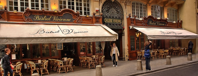 Adhérent BISTROT VIVIENNE - photo #1141