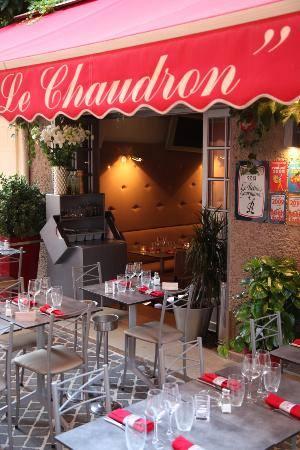 Adhérent LE CHAUDRON - photo #679