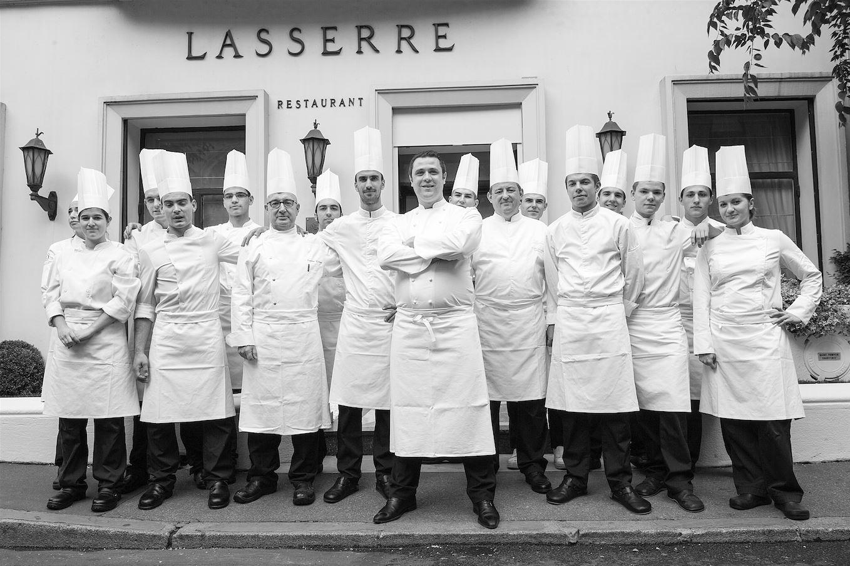 Adhérent RESTAURANT LASSERRE - photo #4220