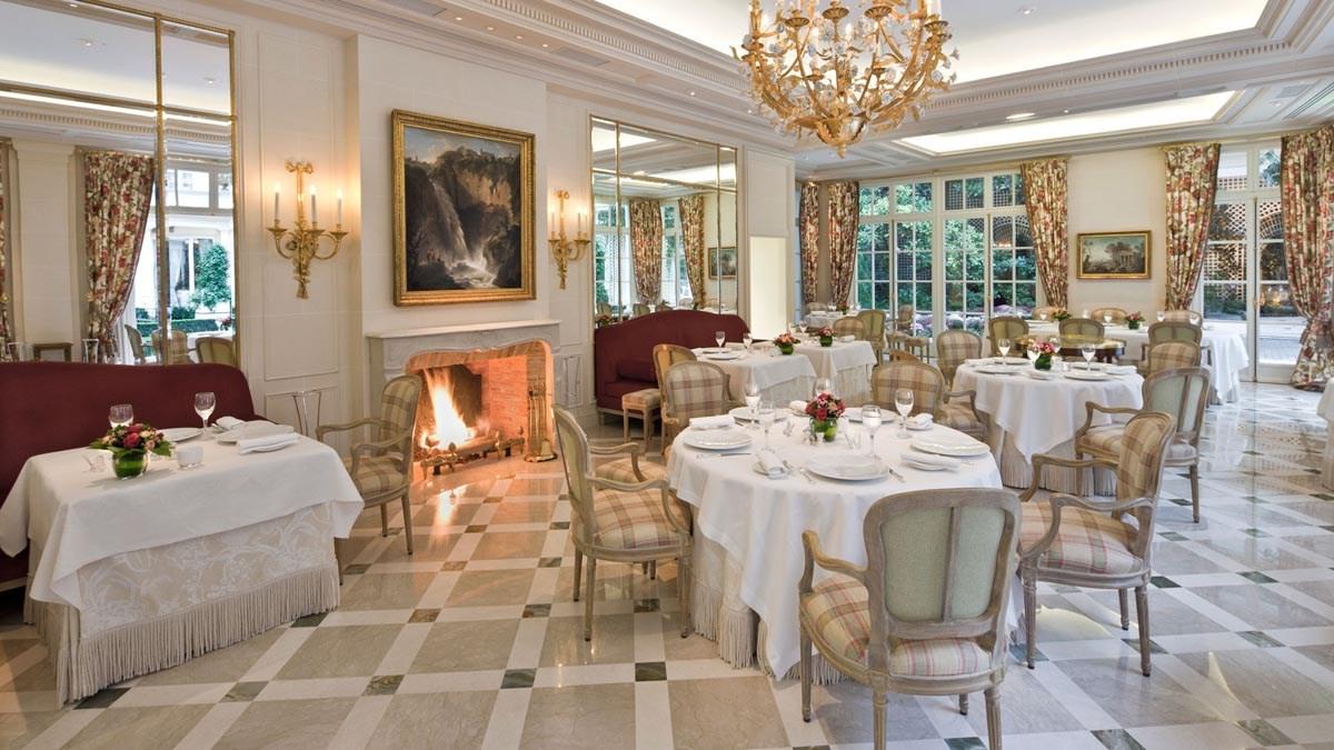 Adhérent RESTAURANT EPICURE - HOTEL BRISTOL - photo #4132