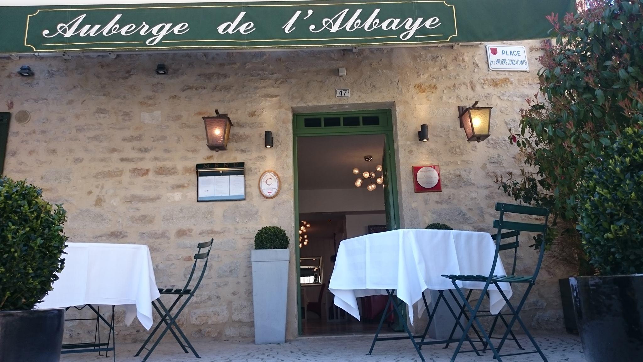 Adhérent AUBERGE DE L'ABBAYE - photo #3491