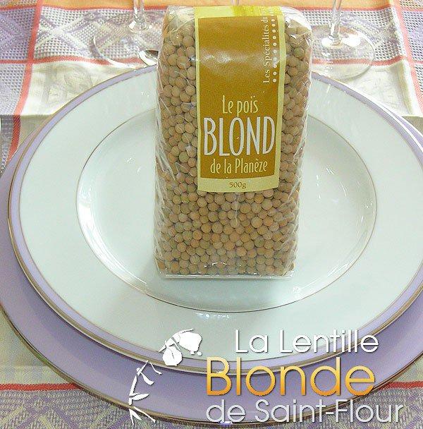 Adhérent LA LENTILLE BLONDE DE SAINT-FLOUR - photo #3898