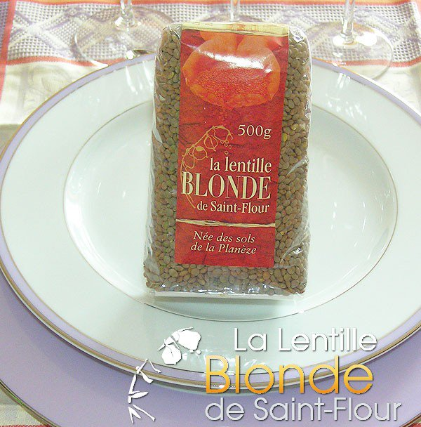 Adhérent LA LENTILLE BLONDE DE SAINT-FLOUR - photo #3899