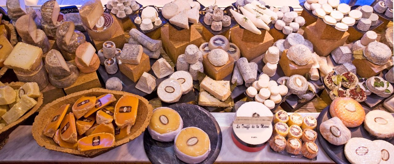 Adhérent FROMAGERIE MARIE-ANNE CANTIN - photo #3989