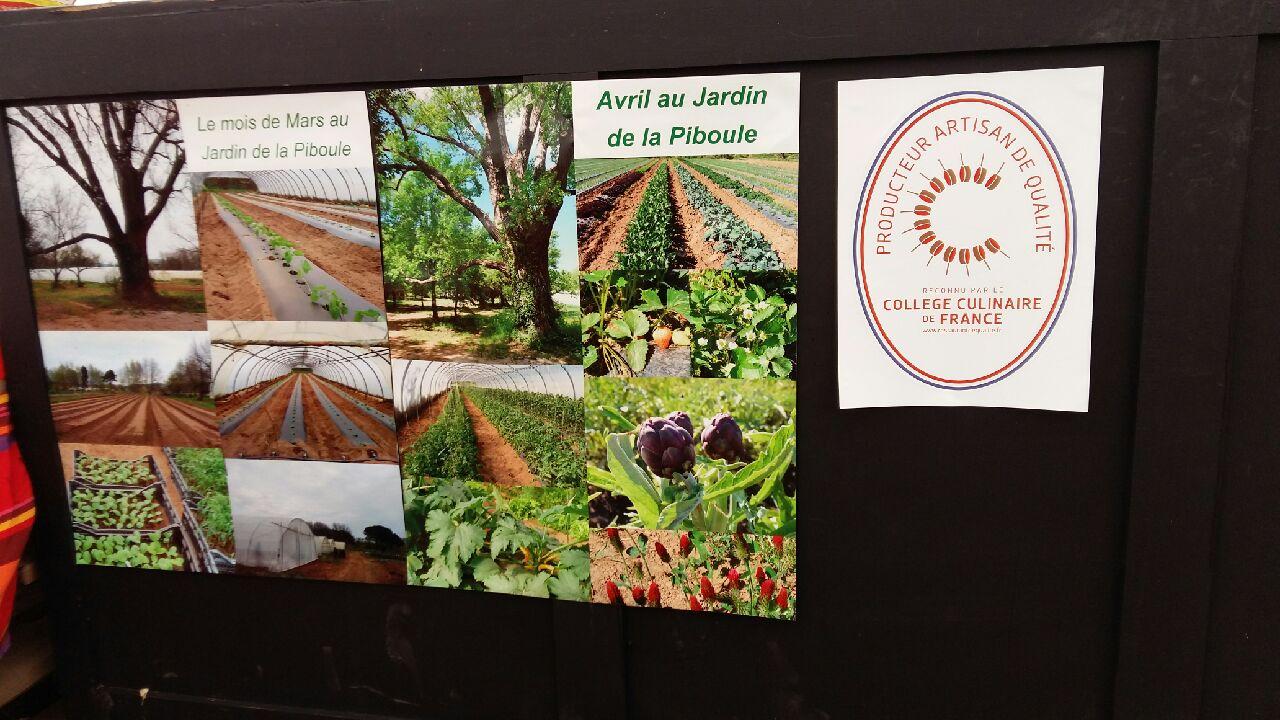 Adhérent JARDIN DE LA PIBOULE - photo #2056
