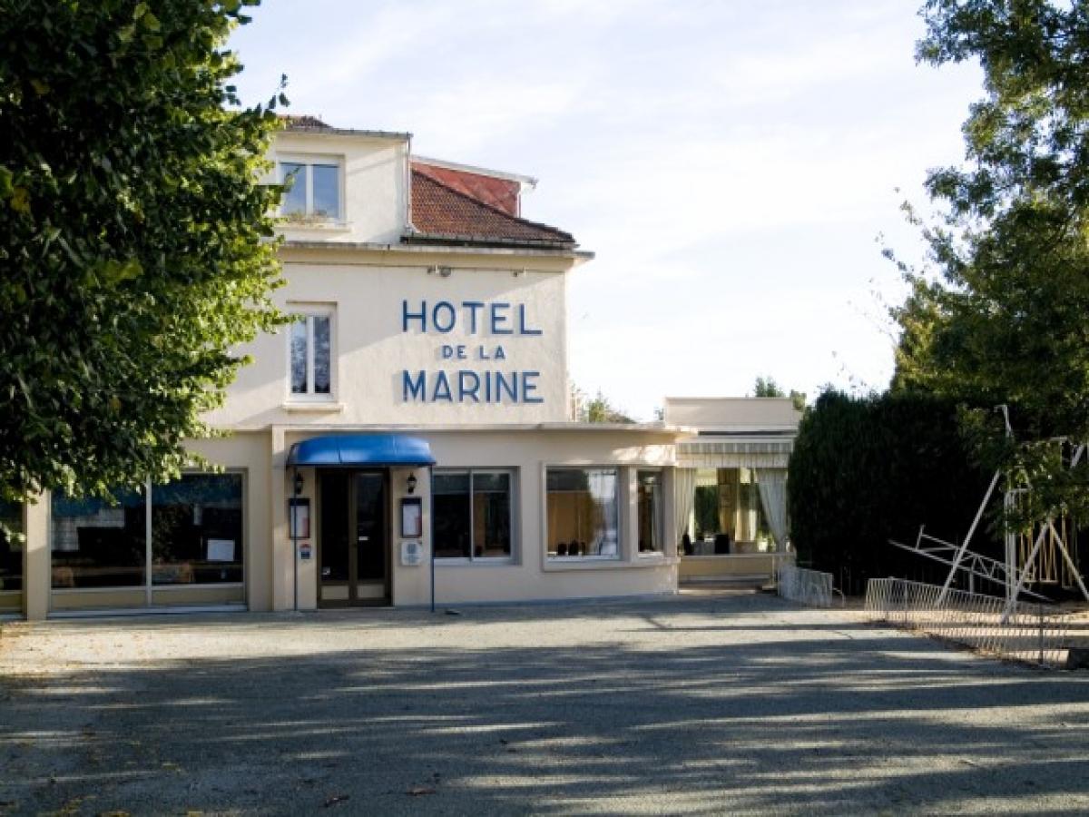 Adhérent HOTEL DE LA MARINE - photo #5846