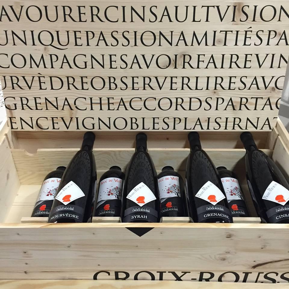 Adhérent DOMAINE CROIX-ROUSSE - photo #6402