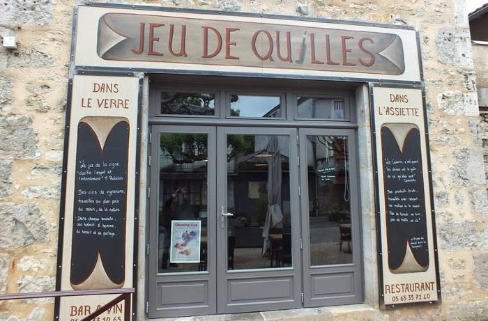 Adhérent JEU DE QUILLES - photo #8294