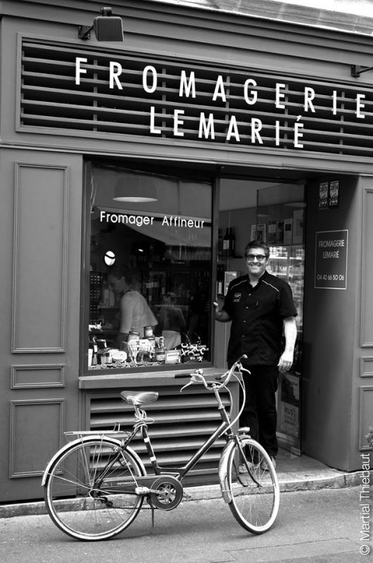 Adhérent FROMAGERIE LEMARIE - photo #8191