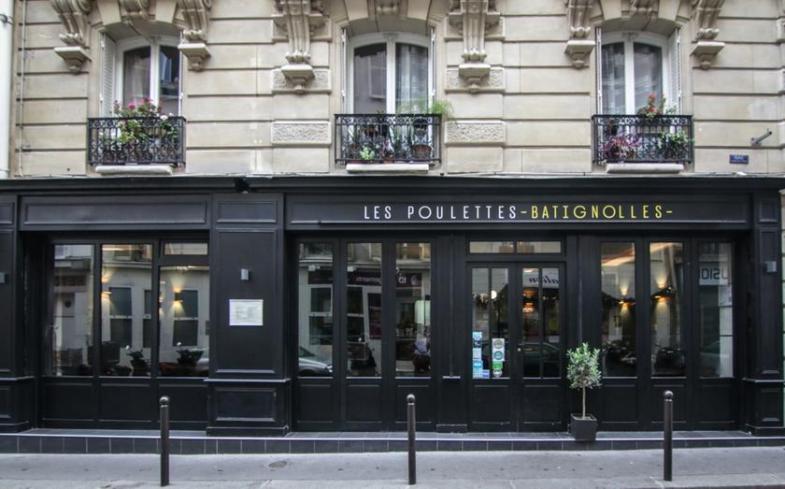 Adhérent LES POULETTES BATIGNOLLES - photo #8447