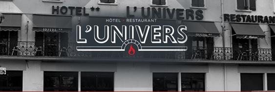 Adhérent HOTEL RESTAURANT L'UNIVERS - photo #8550