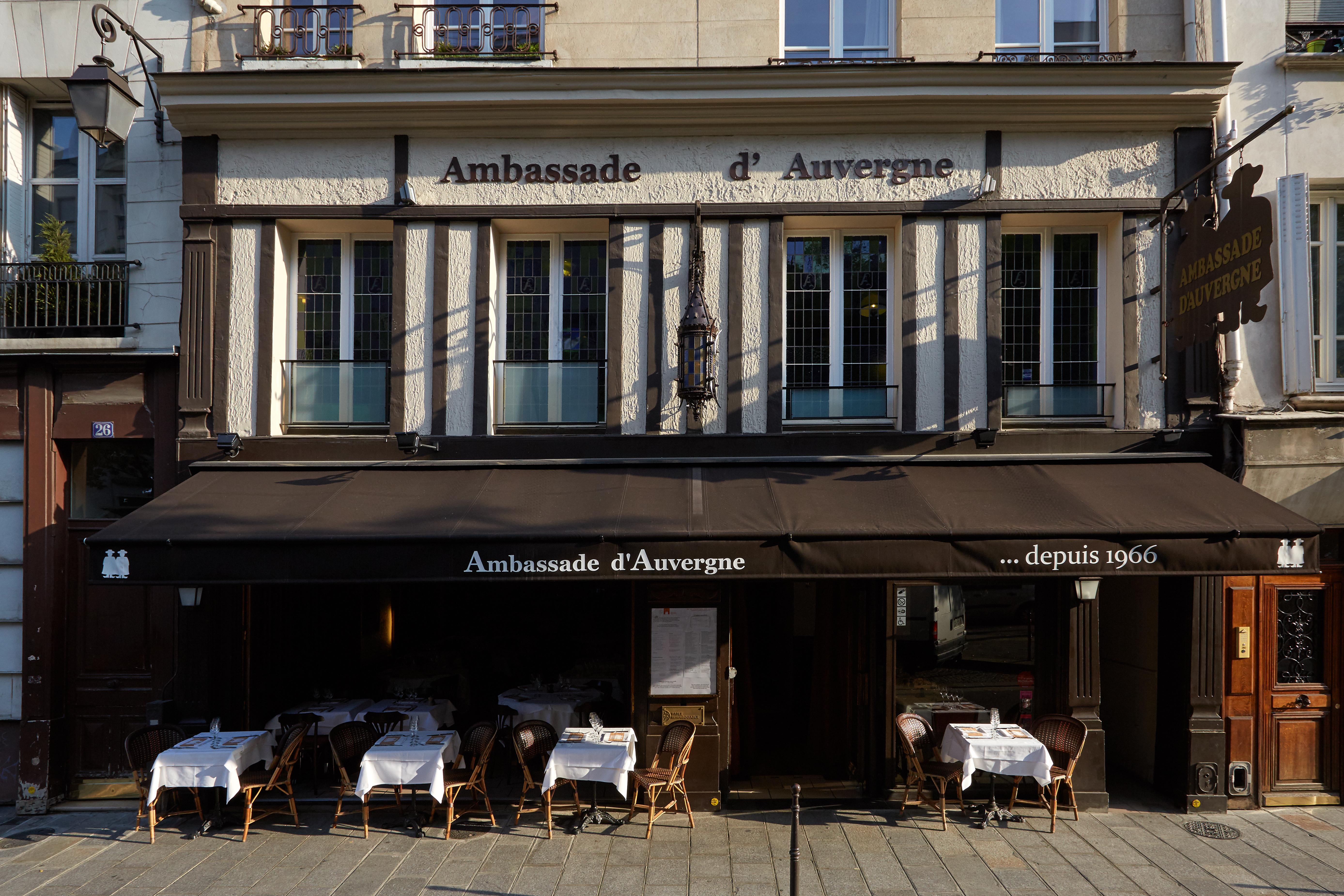 Adhérent L'AMBASSADE D'AUVERGNE - photo #8957