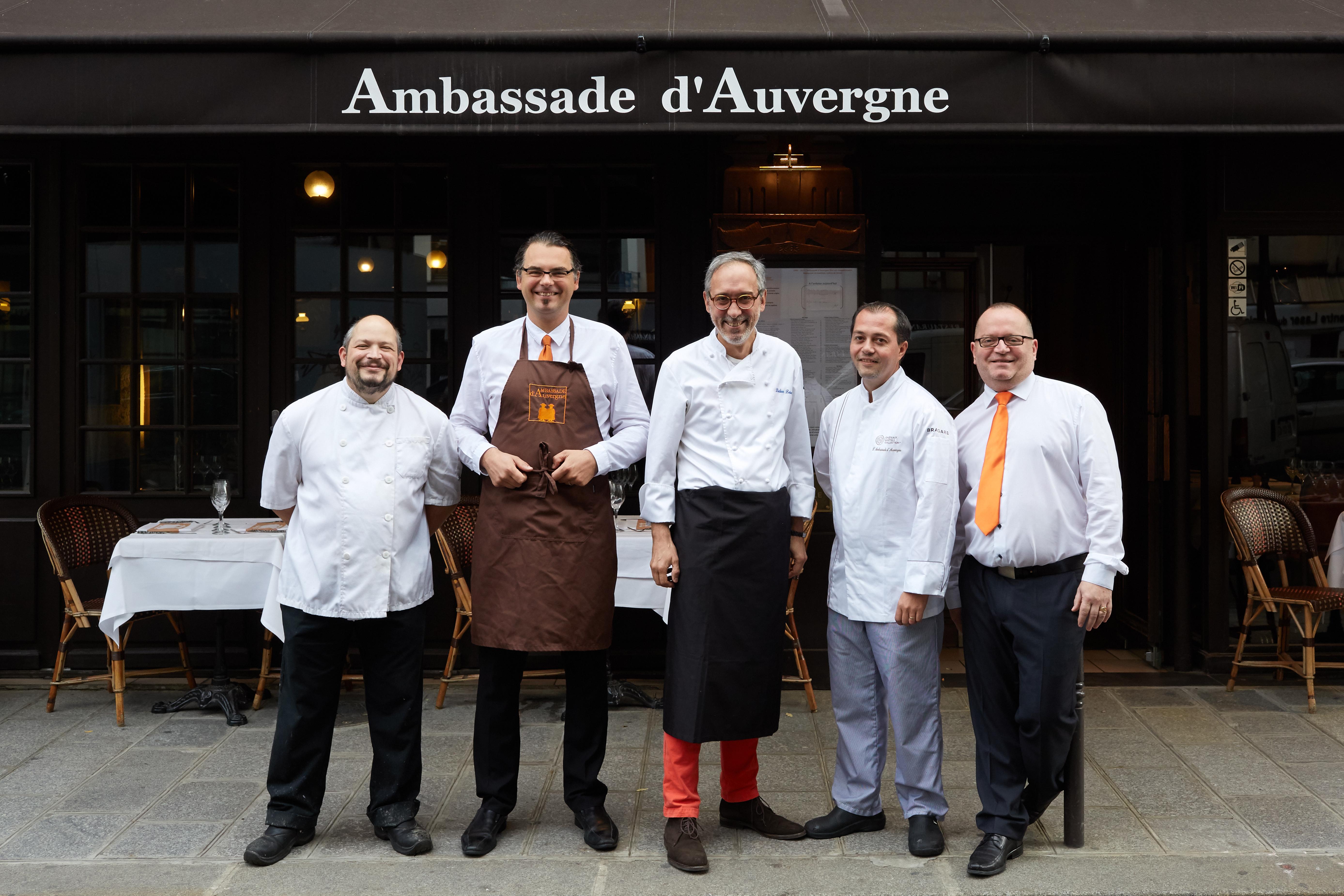 Adhérent L'AMBASSADE D'AUVERGNE - photo #8965