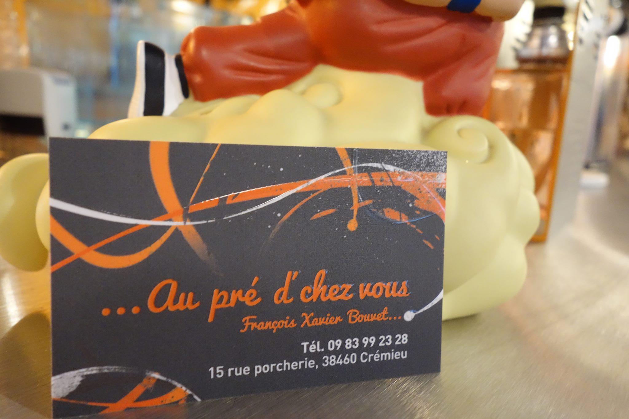 Adhérent AU PRE D'CHEZ VOUS - photo #8993