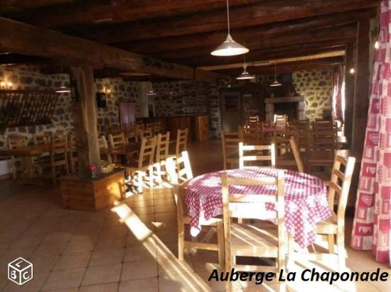 Adhérent AUBERGE LA CHAPONADE - photo #10357