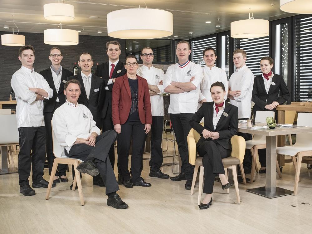 Adhérent LE BISTRO - ECOLE HOTELIERE DE LAUSANNE  - photo #10410