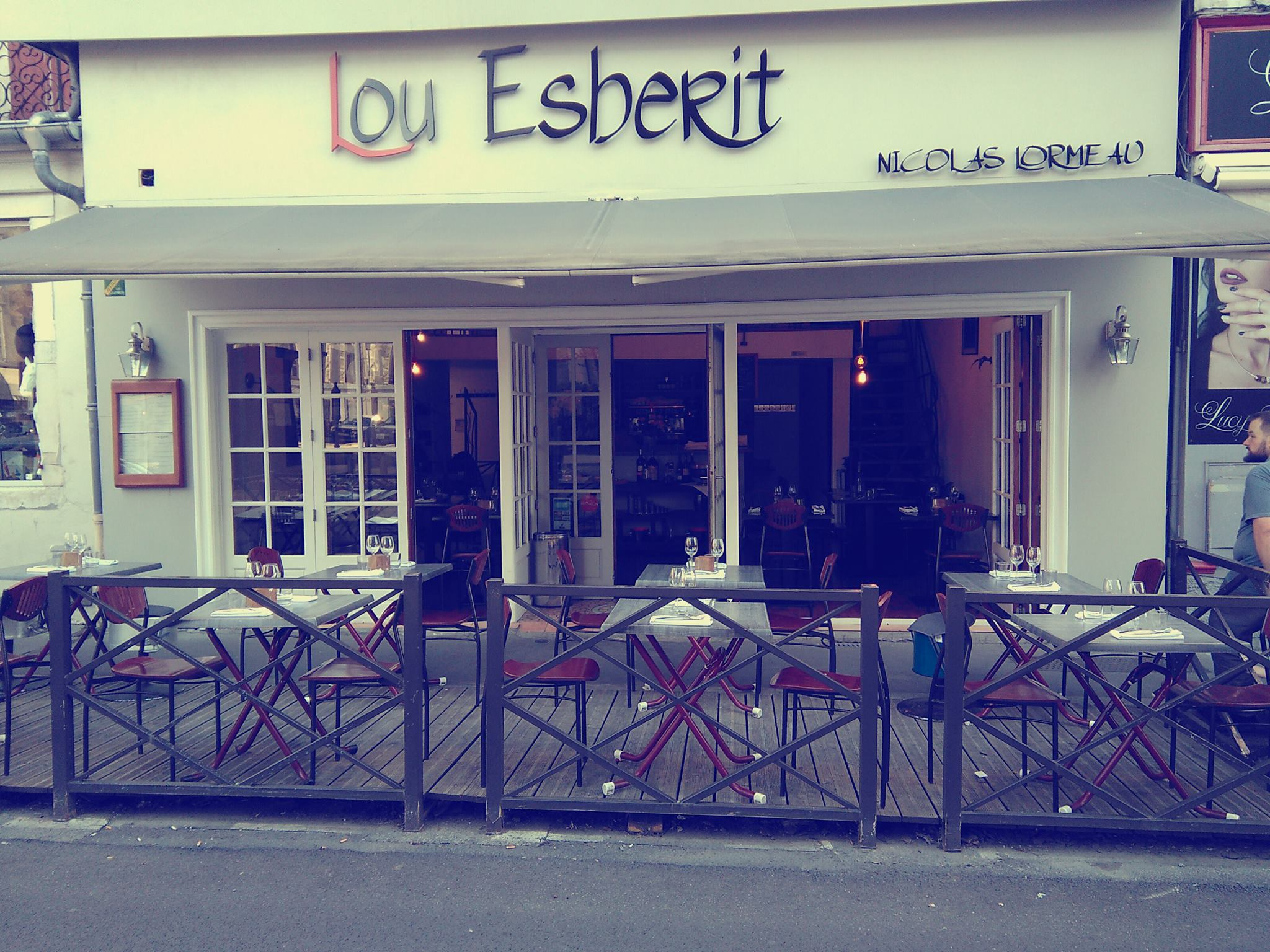 Adhérent LOU ESBERIT - photo #12311