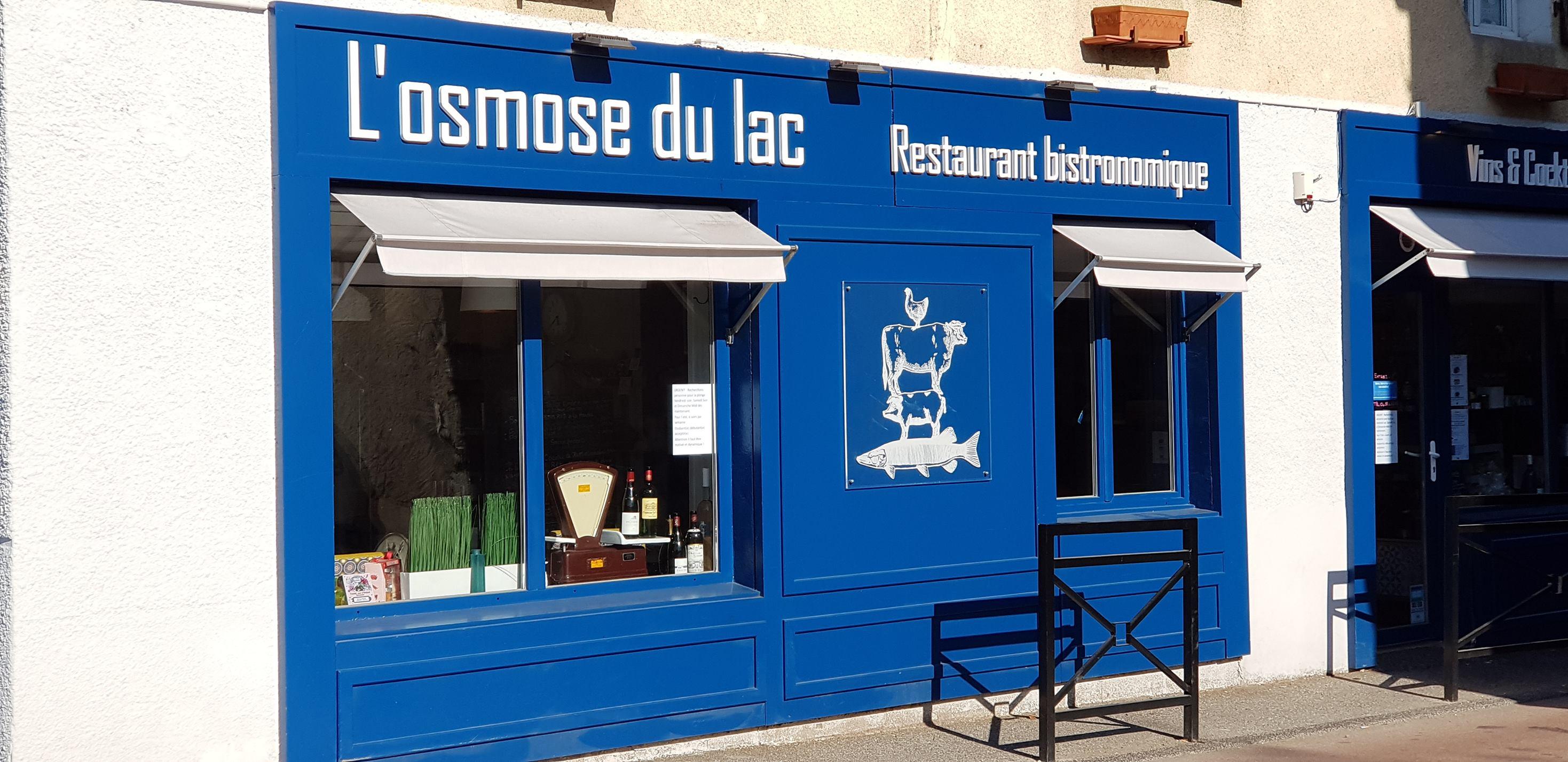 Adhérent L'OSMOSE DU LAC  - photo #12158