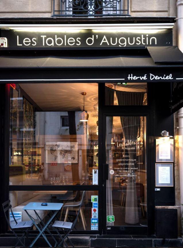 Adhérent LES TABLES D'AUGUSTIN - photo #12425