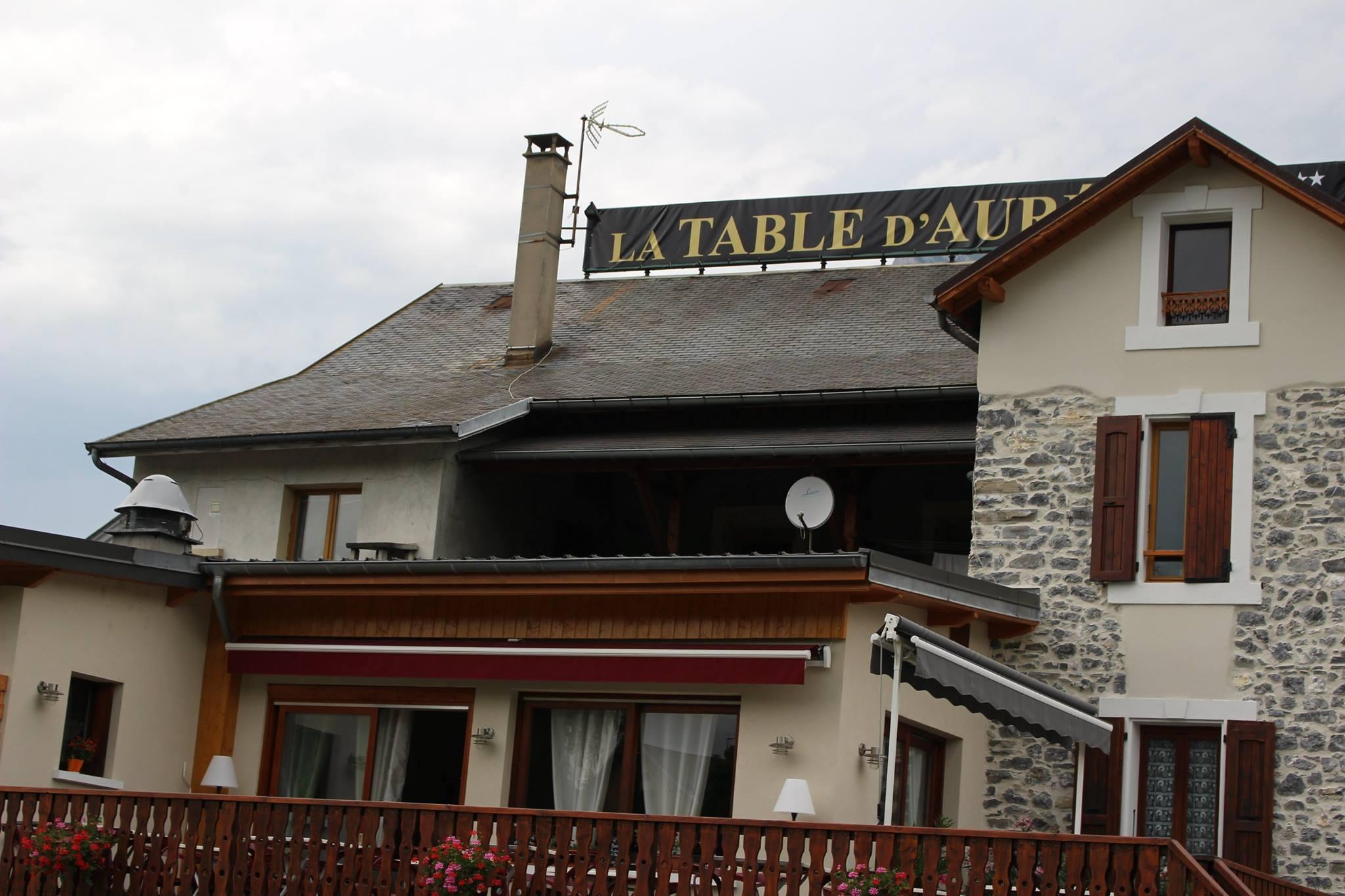 Adhérent LA TABLE D'AURE - photo #13219