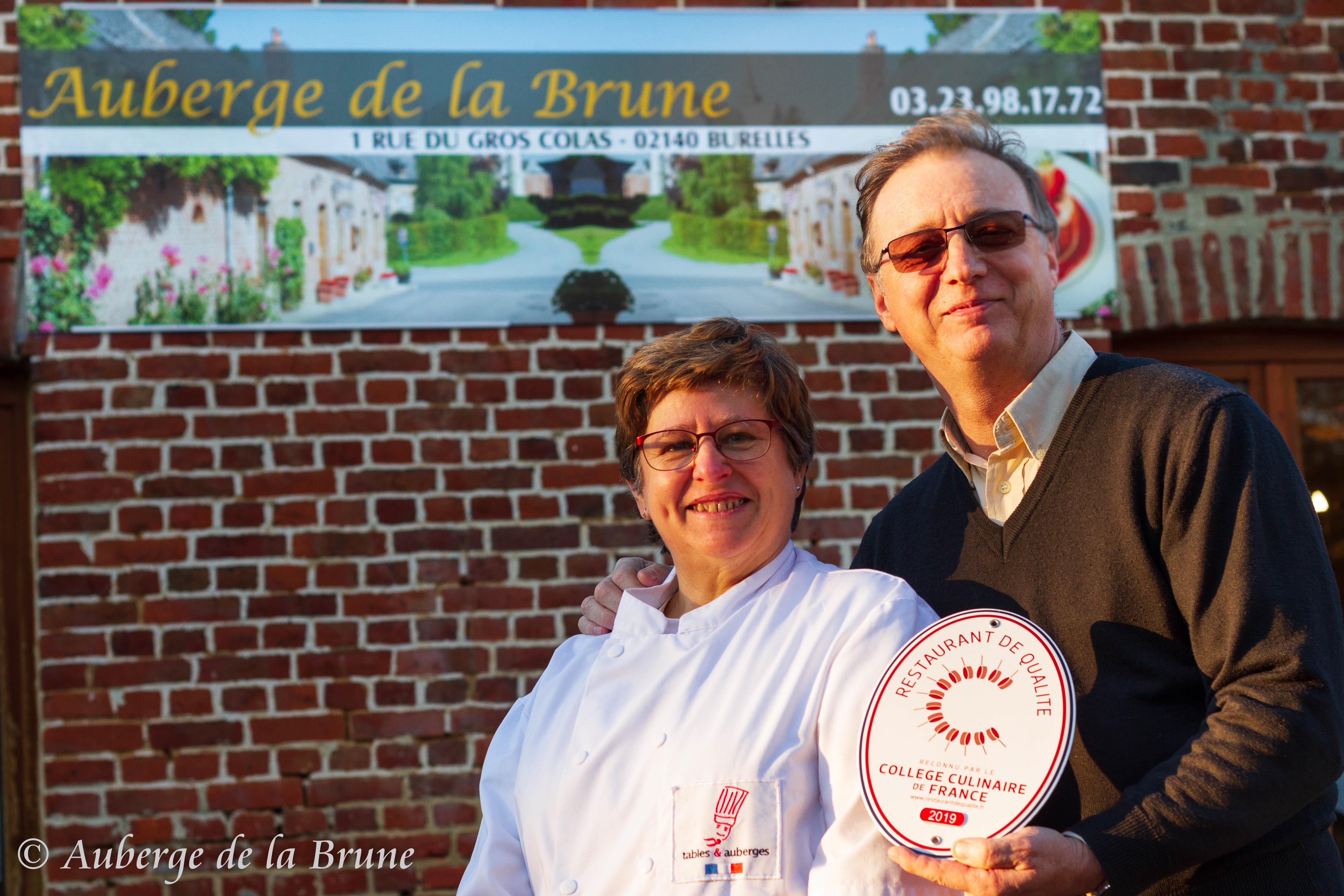 Adhérent AUBERGE DE LA BRUNE - photo #13496