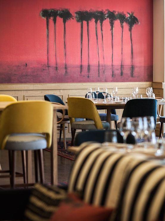 Adhérent LE REGINA BIARRITZ HOTEL ET SPA - RESTAURANT IQORI - photo #13698