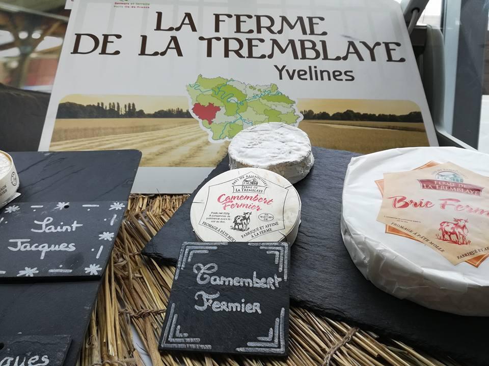 Adhérent LA FERME DE LA TREMBLAYE - photo #13744