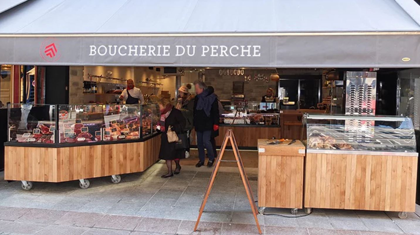 Adhérent BOUCHERIE DU PERCHE - photo #14299