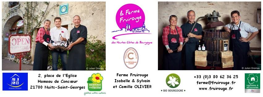 Adhérent FERME FRUIROUGE - photo #14476
