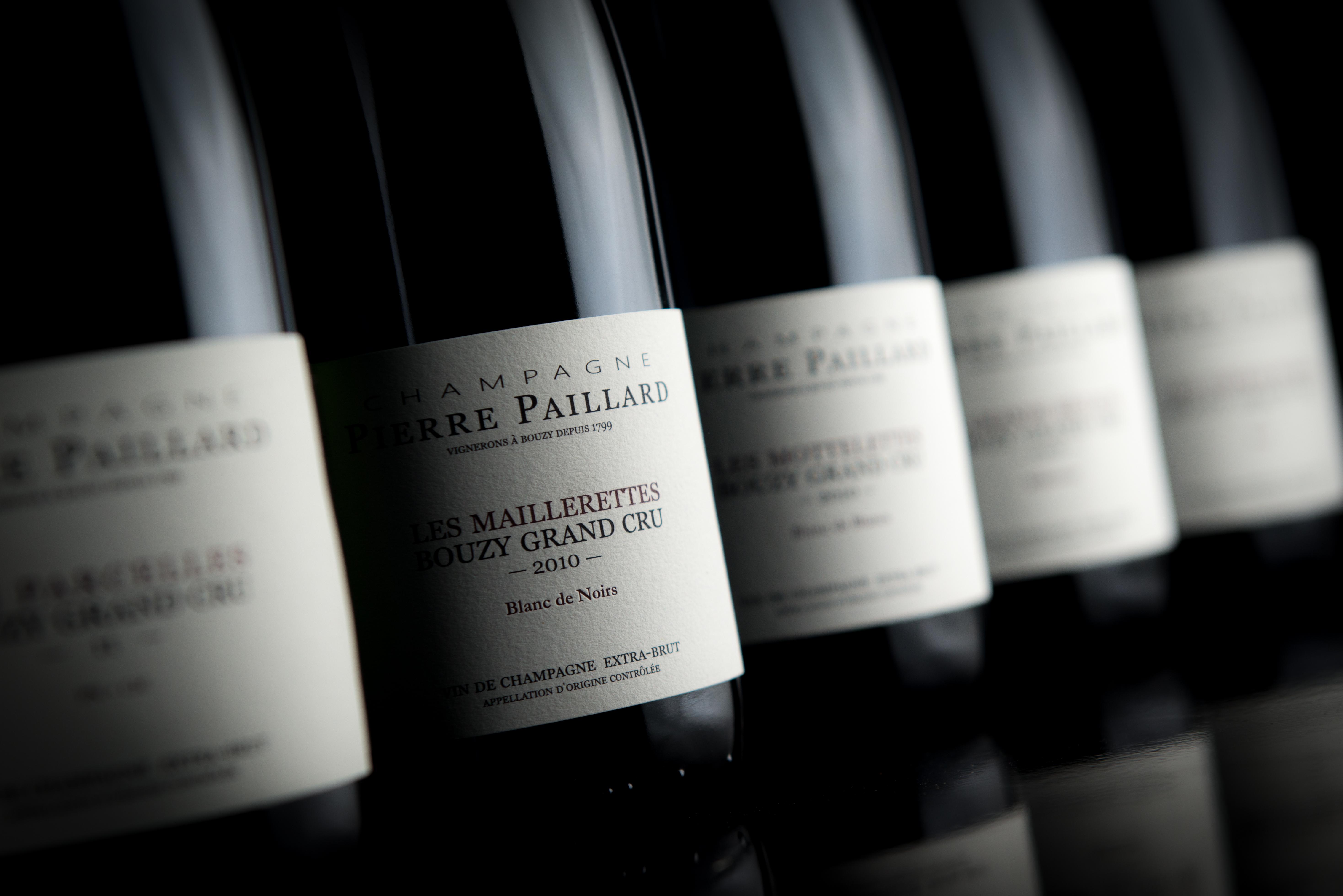 Adhérent CHAMPAGNE PIERRE PAILLARD - photo #14825