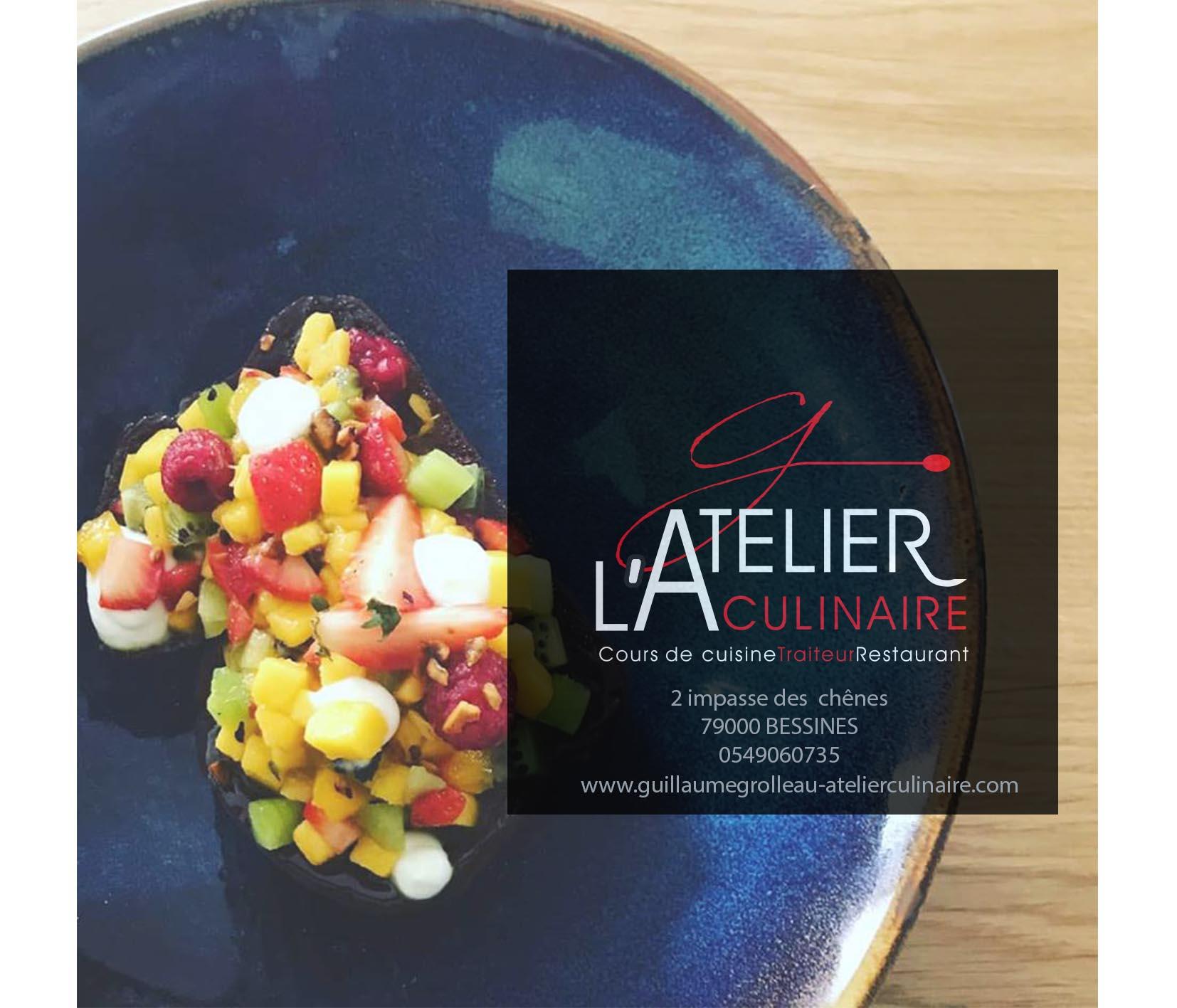 Adhérent L'ATELIER CULINAIRE - photo #15215