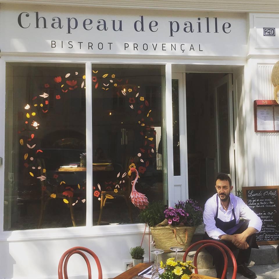 Adhérent CHAPEAU DE PAILLE  - photo #15296