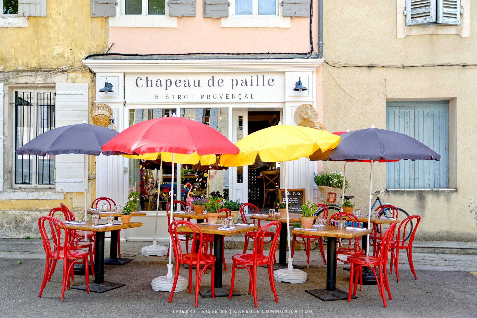 Adhérent CHAPEAU DE PAILLE  - photo #15649