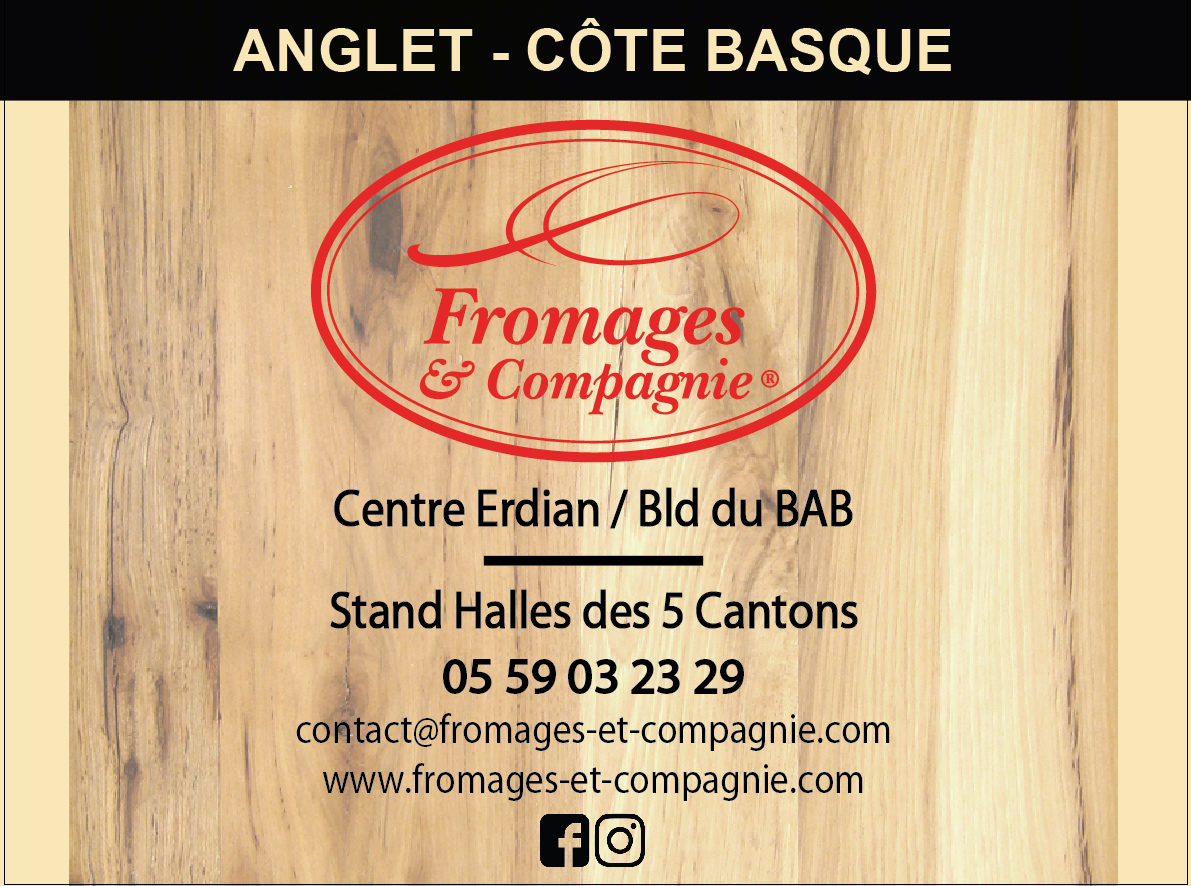 Adhérent FROMAGES & COMPAGNIE  - photo #16477