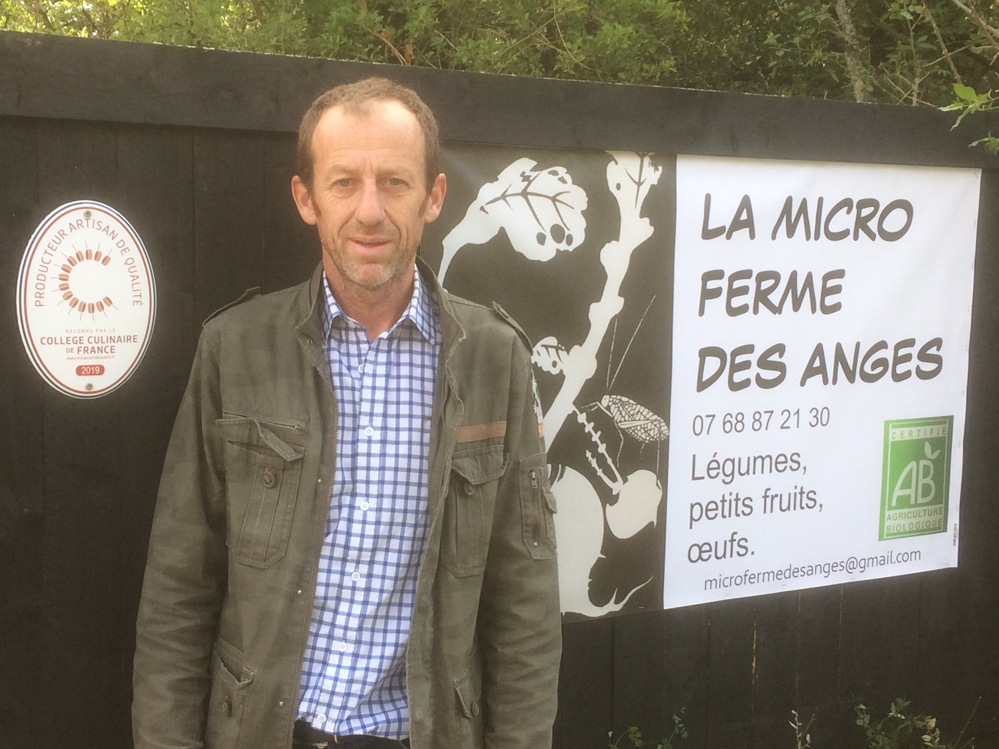 Adhérent MICRO FERME DES ANGES - photo #16697