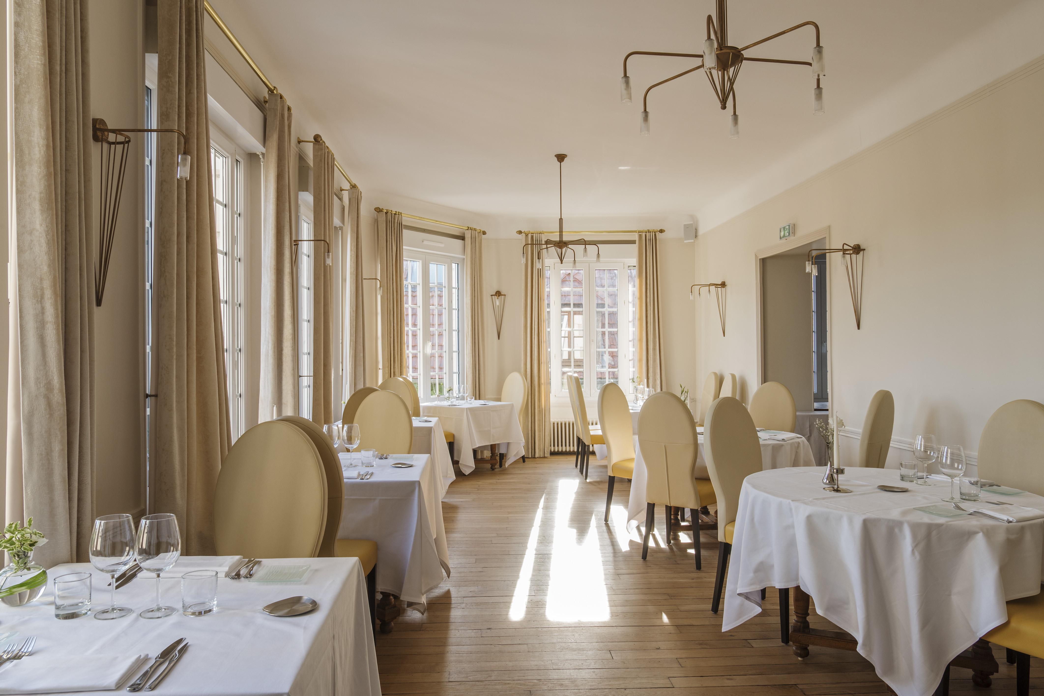 Adhérent RESTAURANT L'ETERNEL - HOTEL DE LA POSTE DU LION D'OR - photo #17898