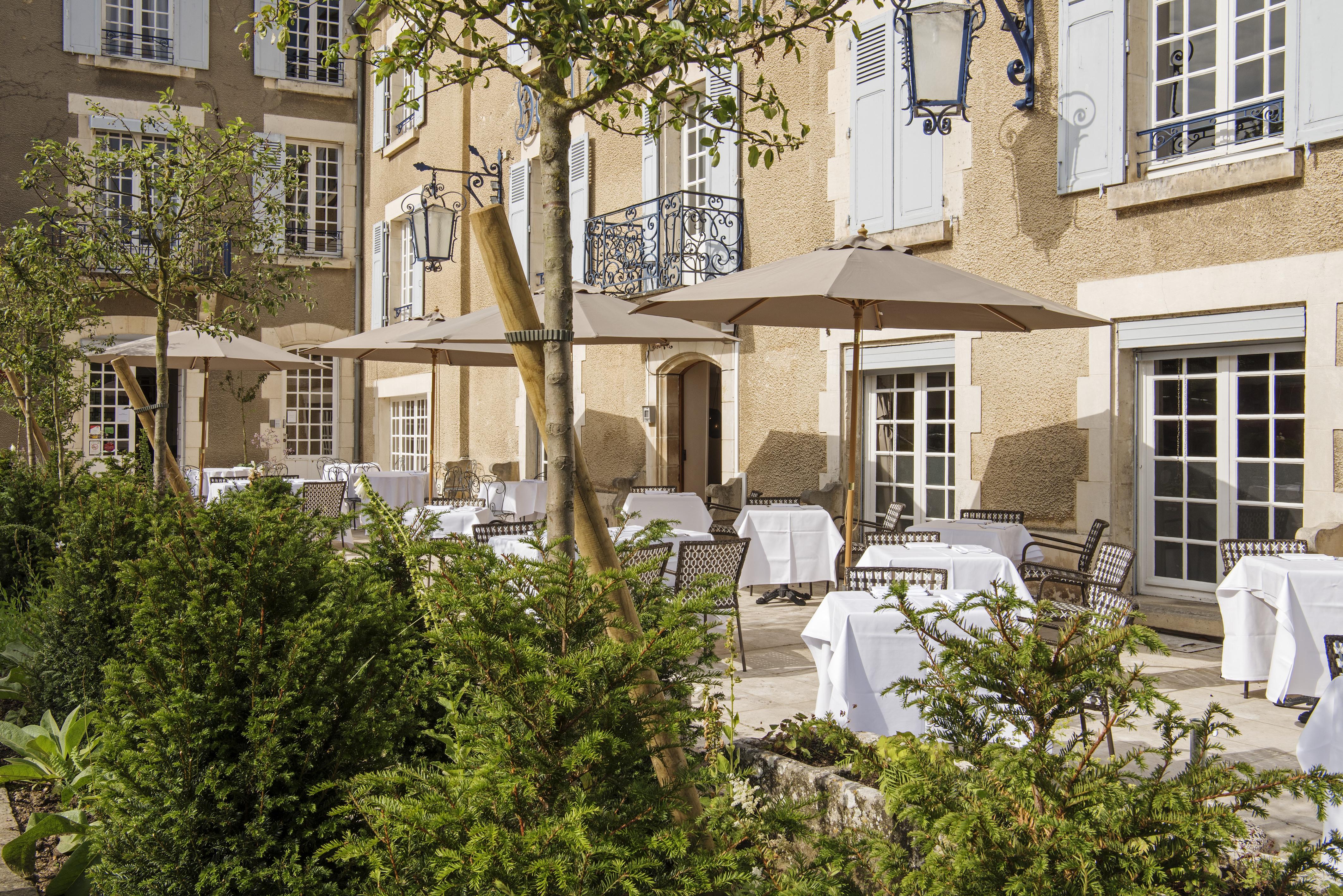 Adhérent RESTAURANT L'ETERNEL - HOTEL DE LA POSTE DU LION D'OR - photo #17897