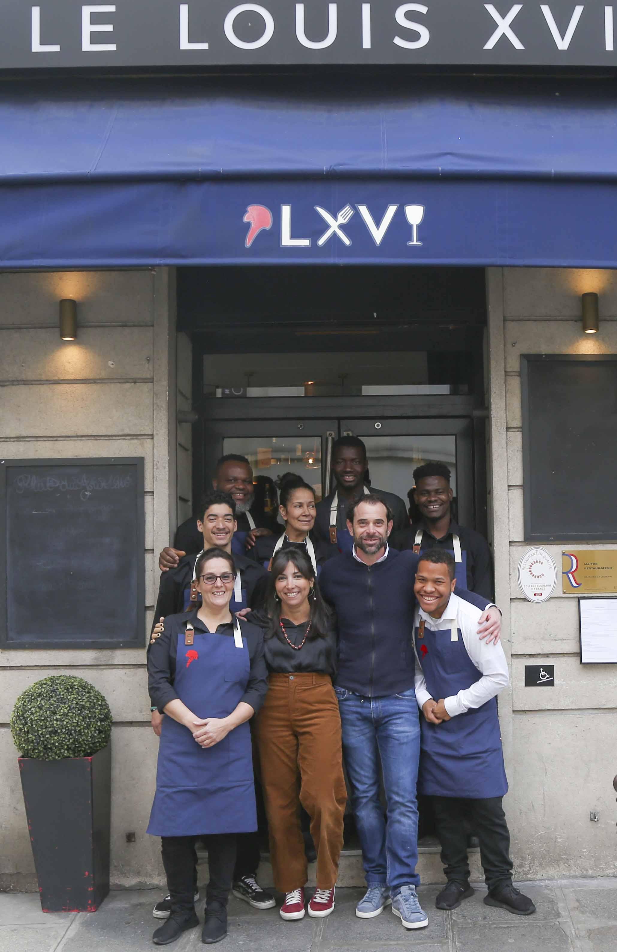 Adhérent LE LOUIS XVI - photo #18170